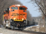 Having decended Saugatuck Hill, E945 climbs its way back out of the Kalamazoo River valley