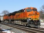 BNSF 6176 & 6096