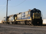 CSX 2699 sandwiched by 9303 & 9156