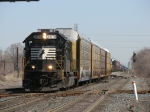NS 2578 hits the diamonds heading south with 31M