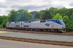 Amtrak Genisis units