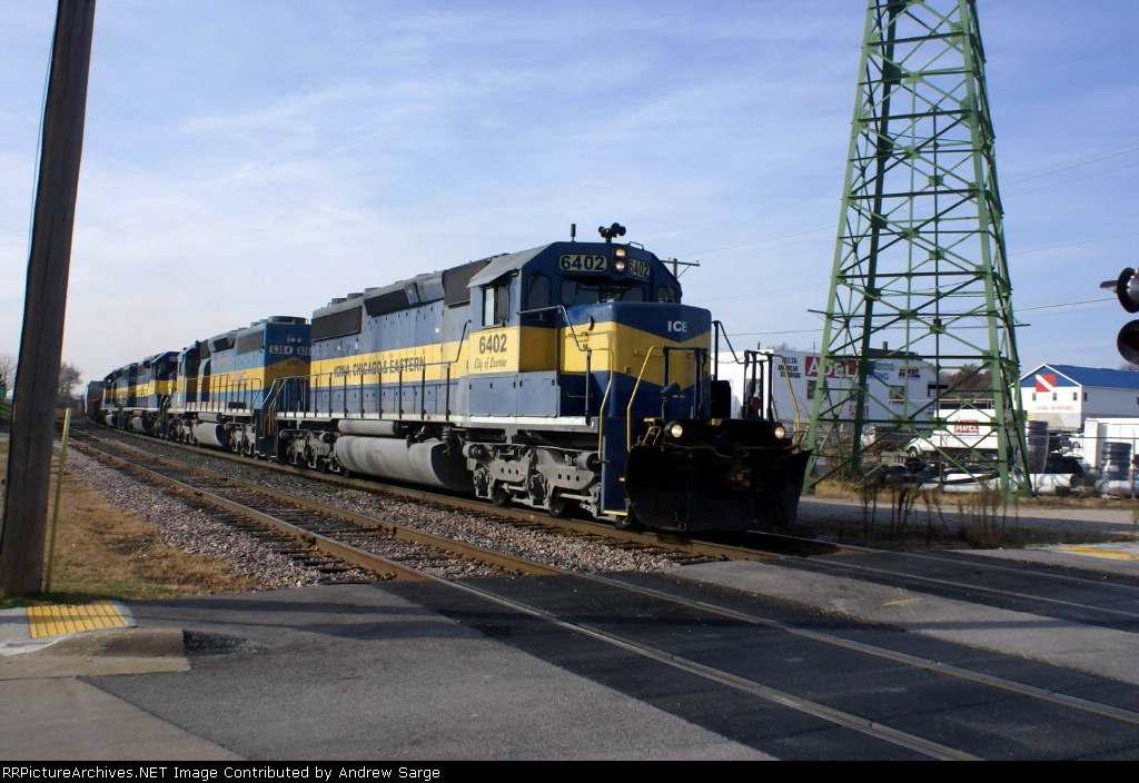 IC&E NB at Bettendorf