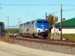 Amtrak in Savanna Il
