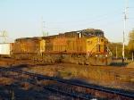 UP Coal Empties westbound