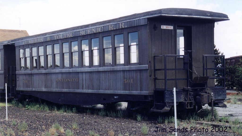 CT 501 2002