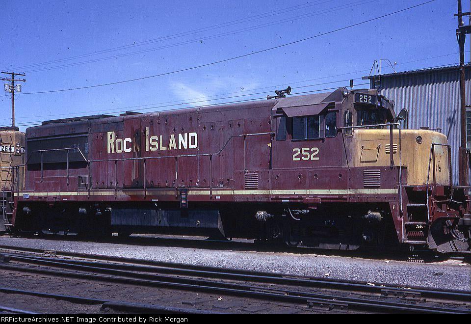 Rock Island 252