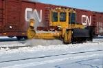 CN 618-58 BALLAST REGULATOR BLOWING SNOW