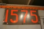 Metal numberboards