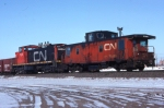 GMD1 and caboose