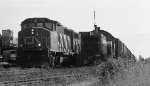 Passing Trains at Chilliwack