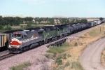 BN EB freight in South Dakota