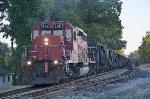 Ohio Central Coal near Sunset