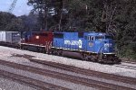 Trash Train and Color at Lorton