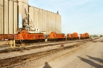 BNSF 1213, 1212, 1211, and 1210