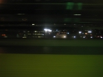 Metropark platform blur