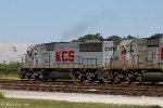 KCS SD50 7004