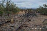 Path of the Magma Arizona RR