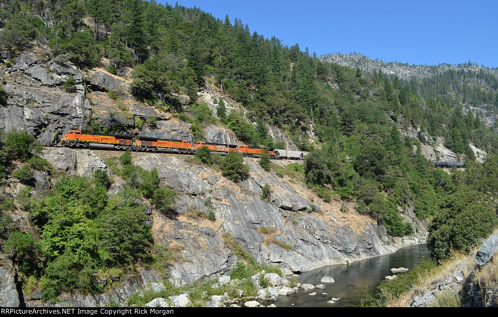 In the Path of the California Zephyr