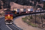BNSF Stacks headed for Tehachapi