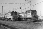 UP Switchers at Oakland