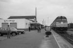 Station stop, Salinas