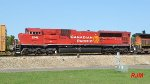 CP 7041 on the BNSF