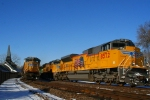 Here's a second shot of Union Pacific SD70ACe 8572.