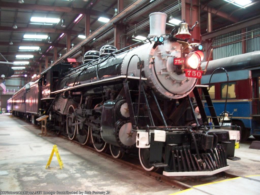 Savannah & Atlanta No. 750