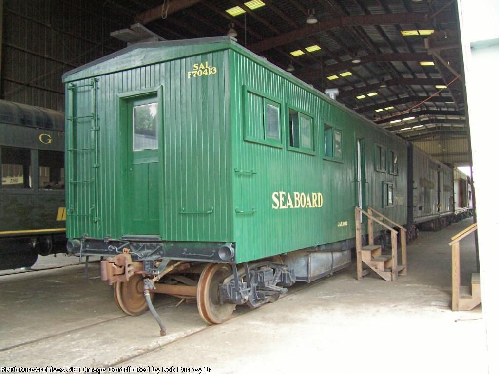 Seaboard Camp Car