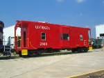 Georgia Railroad Caboose
