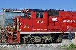 VTR GP40-2LW 310