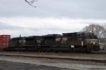 NS 2757 & NS 2773 at MP 251