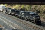 NS 9883 & NS 9923