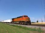BNSF 5165 pulls a Triple Crown roadrailer