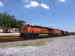 BNSF 5871 headed back for more Powder River Basin coal