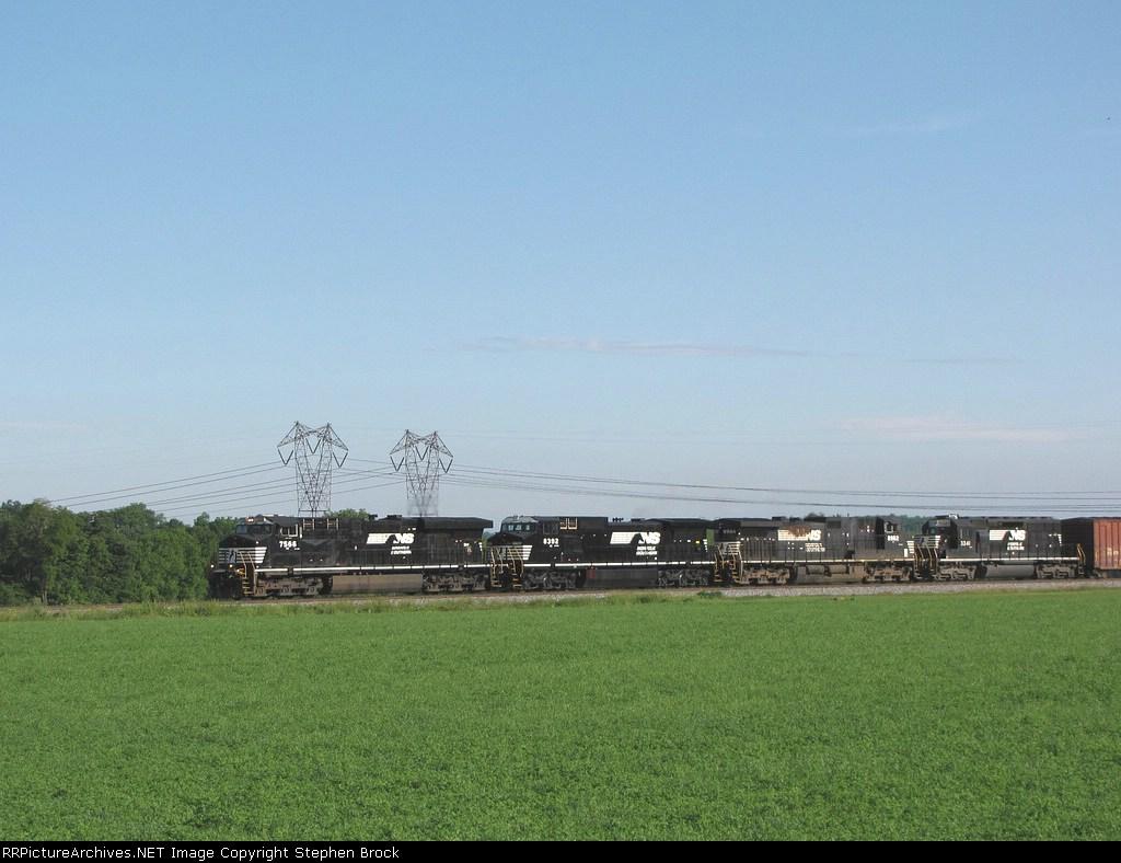 The SB 15T, just North of Waynesboro, VA