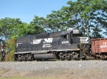 Pusher unit on the NB NS 993