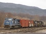 NS 8362, 6577 & 9974 idle in the yard