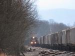 V92 coming in from Harrisonburg