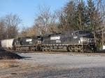 Pusher's on the V96 grain train