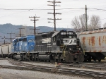 NS 6130 & 3369 at work in the yard