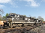NS 2624, 9168 & 8900 are on the move