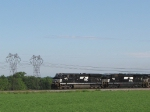 NS 7566 & 8392 on the SB 15T
