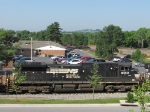 NS 8985, 2nd lead unit on the 44T