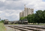 The Pilgrim's Pride Grain Elevators and V92