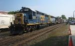 CSX 6211 Freight