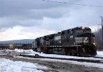 NS 8939 is at point on this freight