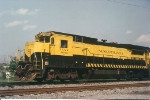 """B40-8 # 4016 awaits movement to  its """"new"""" owner, CSX"""