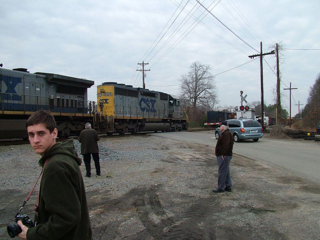 Railfan city