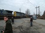 Railfan city